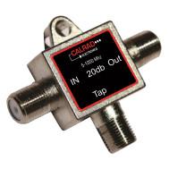 QAM 20db Inline Directional Coax RF Tap