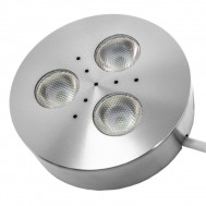 L.E.D. Puck Light (Warm White)