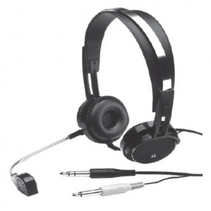 Stereo Headphone with Boom Microphone