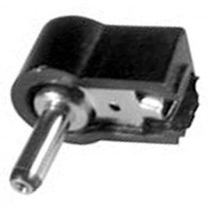 Right Angle 0.3mm Coax Power Plug