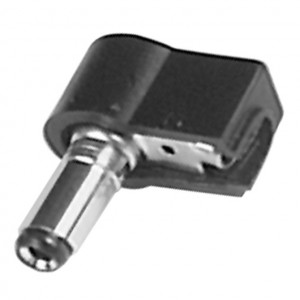 Right Angle 2.5mm Coax Power Plug