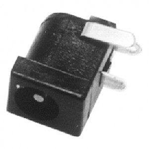 2.1mm Coax Power Jack, Circuit Mount