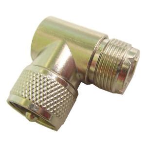 Coax Right Angle Adapter