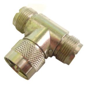Coax T Connector