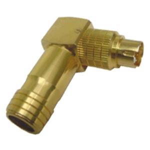 Right Angle Coax Plug