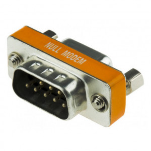 30-582-Null Modem adapter (RS232)