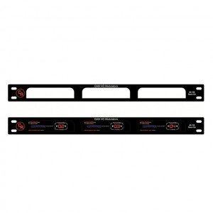 "1-3/4"" x 19"" Rack Kit with 3 Slots"