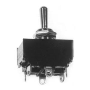 DPDT Heavy Duty 20 Amp (125V) Switch, ON-ON