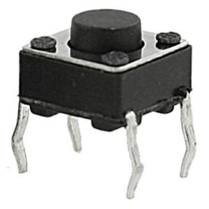 Micro-Miniature Push Button Keyboard Switch