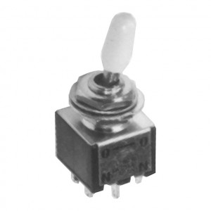 DPDT Sub-Miniature Toggle Switch