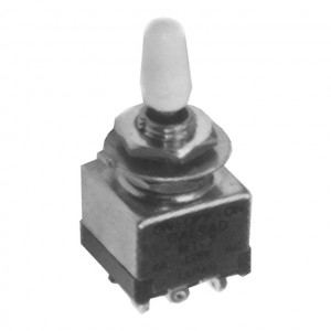 DPDT Sub-Miniature Toggle Switch, Center Off