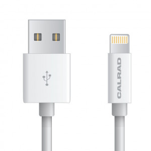USB to 8 Pin Lightning Cable, 3 Ft. Long