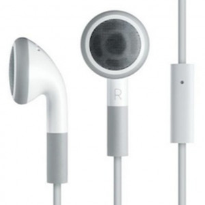 3 Ft. Stereo Earphones with Microphone