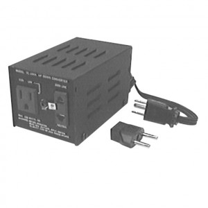 100 Watts Step Up-Down Transformer