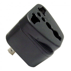 Plug Adapter for UK with15 Amp Fuse