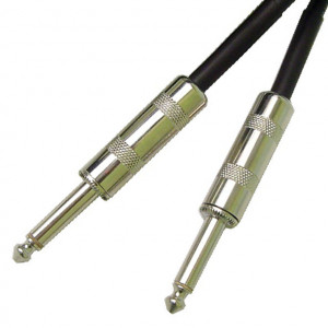 "1/4"" Mono Male to 1/4"" Mono Male MIG Professional Series Speaker Cable, 14 Awg 10 Ft. Long"
