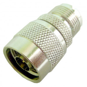 """UHF (PL-259) Male to Female """"N"""" Adapter"""