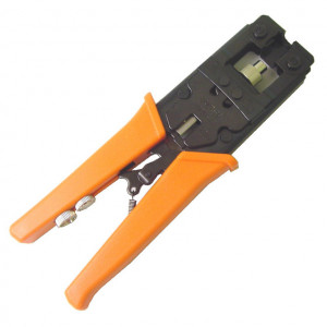 "Compression Crimp Tool for RCA, BNC, ""F"" Connectors"