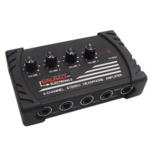 1 x 4 Headphone Distribution Amplifier