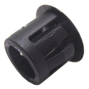 """3/8"""" Hole Black Plug"""