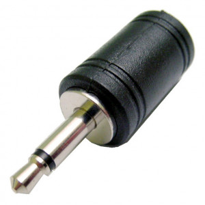 3.5mm Mono Plug to 2.1mm Jack Coax Power