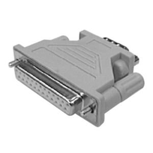 25 Pin Socket to 9 Pin Plug