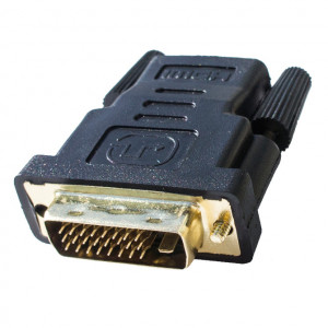 HDMI Jack to DVI-D Plug Adapter