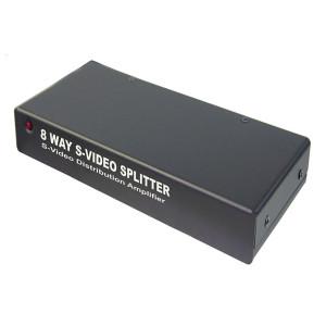 1 x 8 S-Video Distribution Amplifier