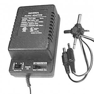 2.2 Amps Multi-Volt Power Supply