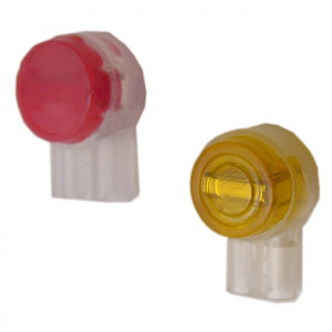 UG Gel Filled Red Connector, 3 Port 25 Pcs