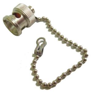BNC Dust Cap with Chain