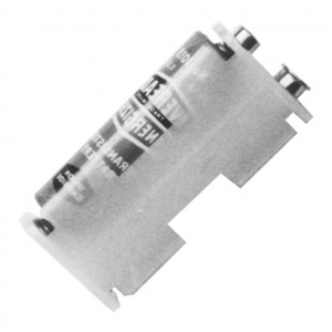 Snap-In AA Dual Cells Battery Holder
