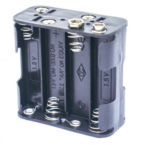 Snap-In AA 8 Cells Battery Holder