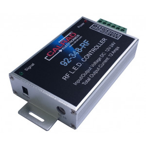 92-348-RF, RGB RF Controller with RF Remote
