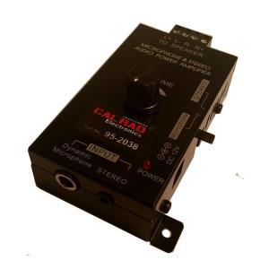 95-2038 15 Watt Stereo Amplifier