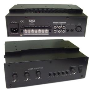 60 Watt Paging Amplifier