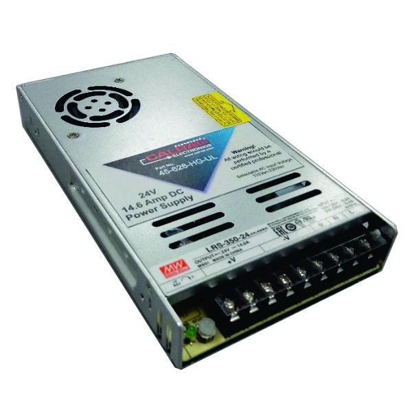 45-626-HG-UL, 24Vdc, 350 Watt \ 14.6 Amp DC Power Supply